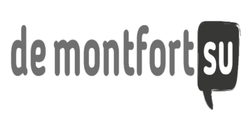 De montfort Uni Students Union logo