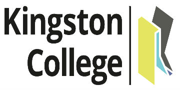Kingston College logo