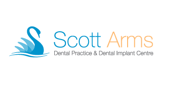 SCOTT ARMS DENTAL PRACTICE logo