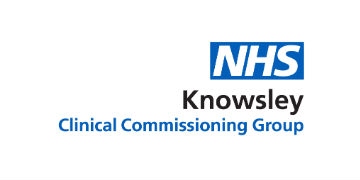 NHS KNOWSLEY CCG logo