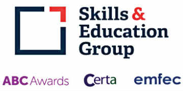 The Skills and Education Group logo