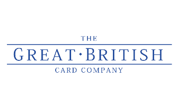 The Great British Card Co logo