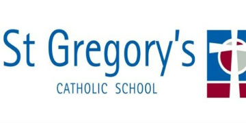 St Gregorys Catholic Comprehensive logo