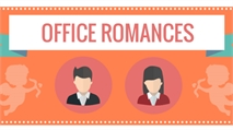 Infographic: The Pros and Cons of Office Romance