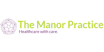 THE MANOR PRACTICE logo