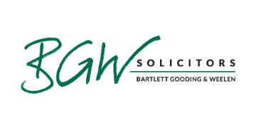 BGW SOLICITORS logo