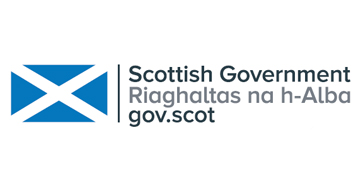 Scottish Government* logo