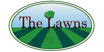 The Lawns logo