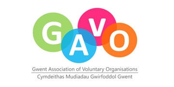 GWENT ASS OF VOLUNTARY ORGANISATION logo