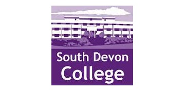 SOUTH DEVON COLLEGE. logo