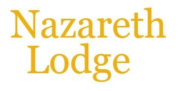 Nazareth Lodge logo