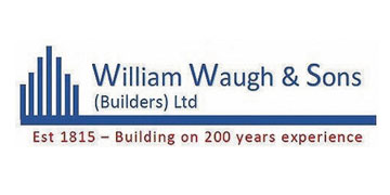 William Waugh & Sons (Builders) Ltd* logo
