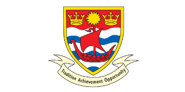 Queen Elizabeth's High School logo