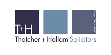 Thatcher and Hallam Solicitors logo