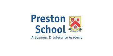 Preston School Academy logo