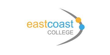 East Coast College logo