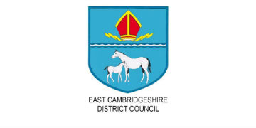 EAST CAMBRIDGESHIRE DISTRICT COUNCIL. logo