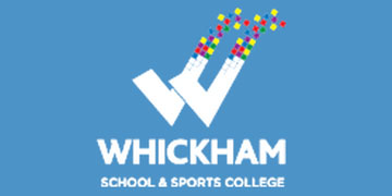 Whickham School* logo