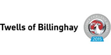TWELLS OF BILLINGHAY logo