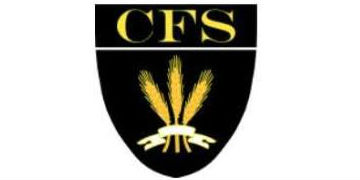 Colonel Frank Seely Academy logo