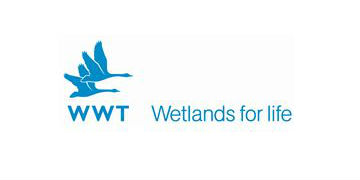 The Wildfowl & Wetlands Trust logo