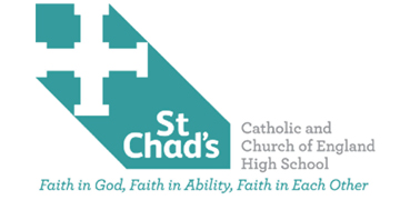 St Chads Catholic High School* logo