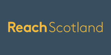 Reach Scotland logo