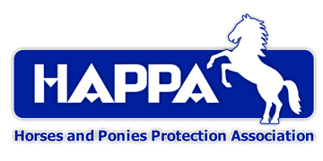 Horse and Ponies Protection Association logo