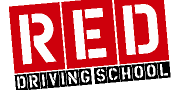 RED Driving  logo