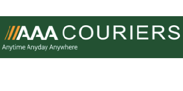 AAA COURIERS logo