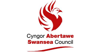 Swansea Council* logo