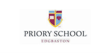 Priory School logo