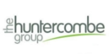 HUNTERCOMBE logo