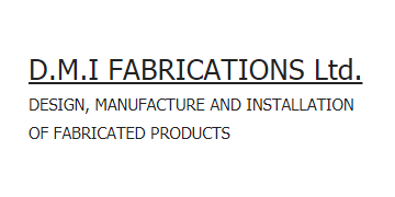 D M I FABRICATIONS LTD logo