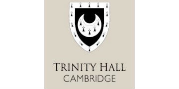 TRINITY HALL: CAMBRIDGE logo