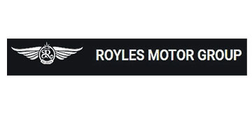 Royles Motor Group* logo