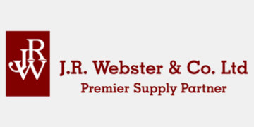 J R WEBSTER & CO LTD. logo