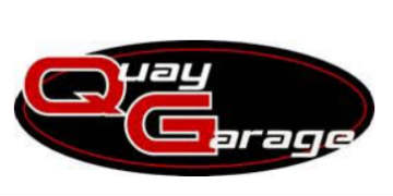QUAY GARAGE AND CAR SALES logo