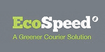 EcoSpeed Sameday Couriers* logo