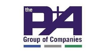 P & A Group logo