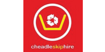 Cheadle Skip Hire* logo