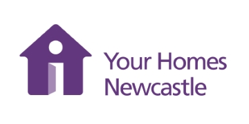 Your Homes Newcastle logo