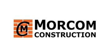MORCOM CONSTRUCTION logo