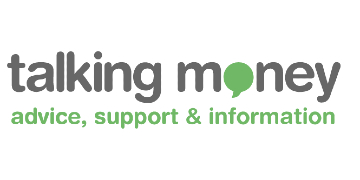 TALKING MONEY logo