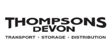 B Thompson & Sons (transport) logo