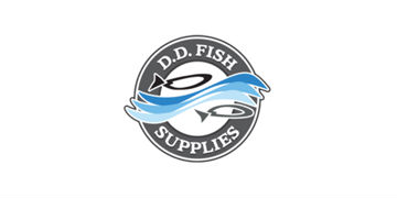 D D Fish Supplies logo