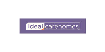 Ideal Care Homes logo