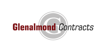 GLENALMOND CONTRACTS logo