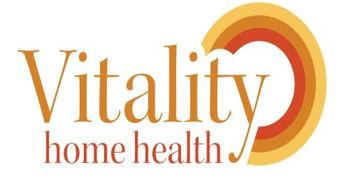 VITALITY HOME HEALTH logo