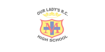 OUR LADYS R C HIGH SCHOOL logo
